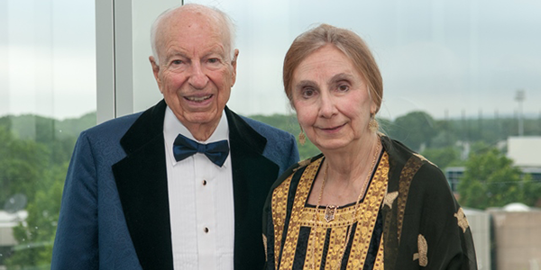George H'10 and Dorothy H'10 Hennings